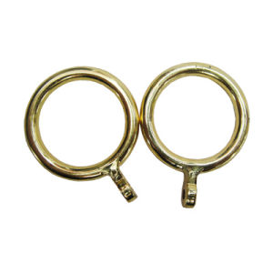 Curtain Rods Plastic Rings (JK-6113)