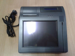 "10.1"" Touch POS System with Thermal Printer pictures & photos"