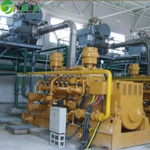 China Famous 500kw Coal Bed Gas Generator Set pictures & photos