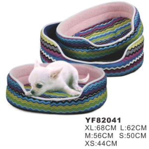 Thinck Fashion Pattern Dog Bed (YF82041) pictures & photos