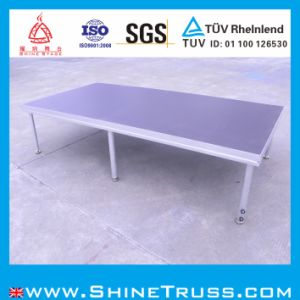 Adjustable Height Outdoor Concert Stage Sale pictures & photos
