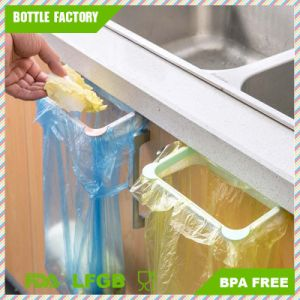 Trash Garbage Bag Holder for Kitchen Cupboard Kitchen Cute Panda Hanging Cabinet Door Garbage Rack Garbage Bags Storage pictures & photos