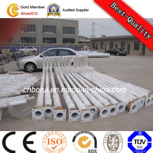Hot DIP Galvanized and Powder Coated Solar Power Energy Street Light Pole pictures & photos