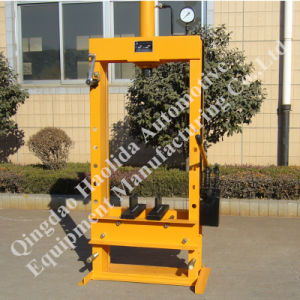 Factory Supply Manual Hydraulic Press 20/25/30t pictures & photos