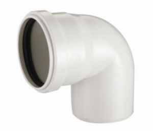 PVC-U Pipe &Fittings for Water Drainage Elbow with Socket (C71) pictures & photos