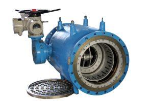 Hydraulic Control Piston Type Flow Regulating Valve