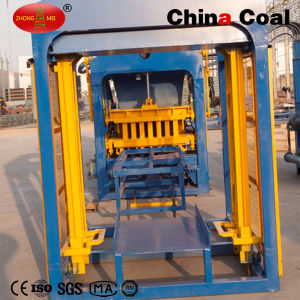 Qtf4-15 Automatic Concrete Brick Block Making Machine pictures & photos