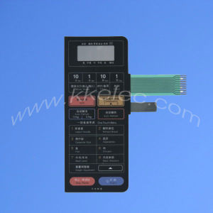 Tactile Membrane Switch Keypad pictures & photos