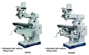 Vertical Universal Milling Machine X6323 pictures & photos