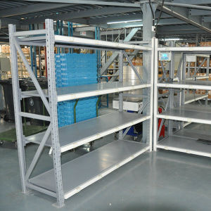 Medium Duty Metal Steel Warehouse Shelf System pictures & photos
