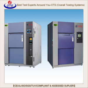 Cold and Thermal Shock Test Chamber pictures & photos