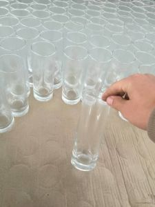 Machine Press Tumbler Glass Cup with Good Price Kb-J0076 pictures & photos