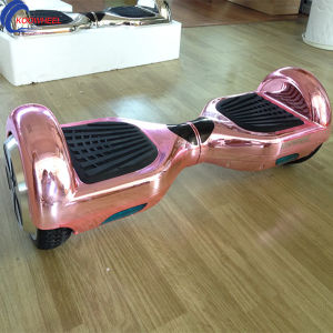 2015 Newest Model 2 Wheels Chrome Self Balancing Scooter pictures & photos