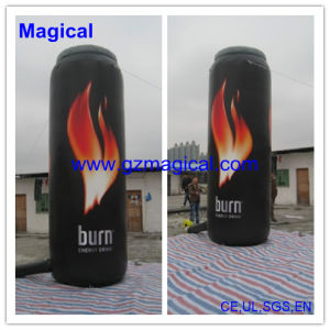 Inflatable Bottle, Promotion Bottle, Inflatable Burn Can (RO-006) pictures & photos