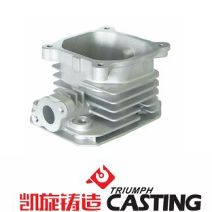 Aluminum Alloy Die Casting Motor Part