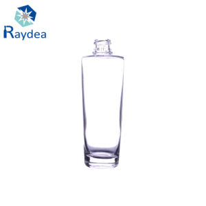 Cosmetic Glass Bottle for 100ml Lotion in Flint Glass pictures & photos