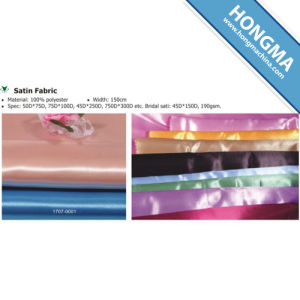 Satin Fabric 1707-0001