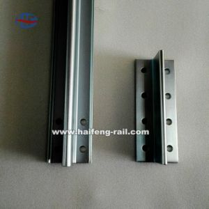 Beautiful Elevator Guide Rail Galavnized Hollow Guide Rail, Tk5a pictures & photos