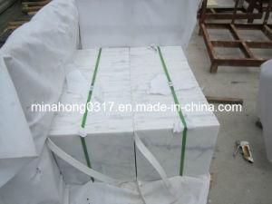 Guangxi White Marble, White Marble Tiles/Slabs, White Marble pictures & photos