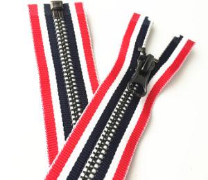Garment Metal Zipper Colorful Design Tape pictures & photos