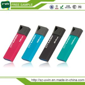 High Speed Plastic USB 3.0 Flash Drive (uwin-141) pictures & photos