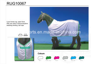 Hot Sale Waterproof Winter Horse Rug Horse Blanket pictures & photos