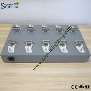 Multi Charger for LED Mining Lamp with Lithium Battery pictures & photos