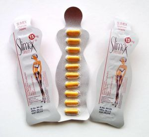 Newest Slimex 15mg Weight Loss Capsule pictures & photos