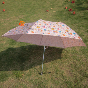 3-Folding Flower Fold Umbrella (YSF3062) pictures & photos