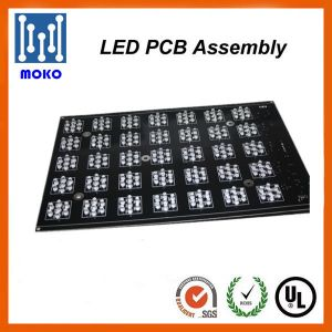 Fr4 LED PCB Module DIP 5mm LED Light Circuit Board Design pictures & photos