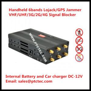 6 Band Portable Signal Blocker, RF Blocker WiFi Blocker pictures & photos