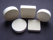 Cordierite Mullite Honeycomb Ceramic Filter for Iron Casting pictures & photos