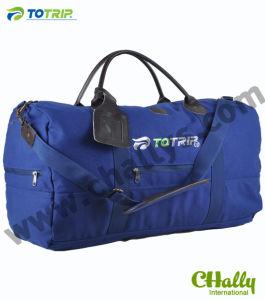 Classic Large Cotton Canvas Travel Bag