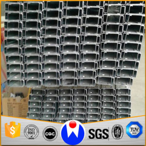 2016 China Manufacturer High Quality C Steel Structure for Building pictures & photos