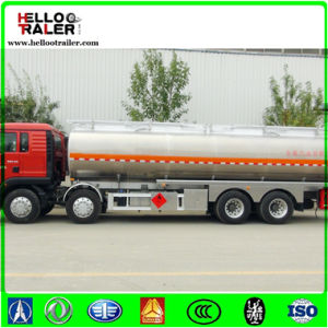 High Quality Sinotruk 30m3 Oil Tanker / Fuel Tanker Truck for Sale pictures & photos