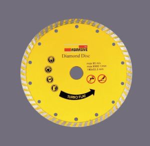 Sintered Diamond Disc with Turbo Saw Blade pictures & photos