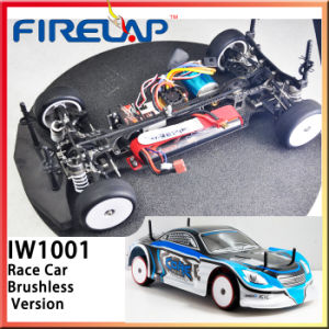 Firelap Iw1001 Brushless 1/10 Race Car with Blue Shape pictures & photos