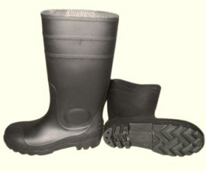 PVC Rainboots (SG-202) pictures & photos