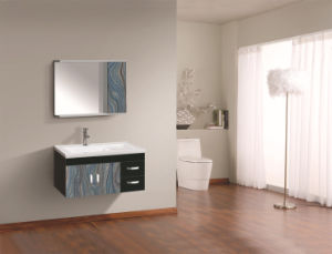 Bathroom Vanity Stainless Steel Bathroom Vanity Cabinet pictures & photos