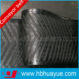 High-Quality Chevron Pattern Rubber Belt (EP CC NN) pictures & photos