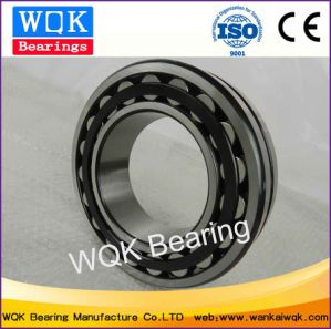 Wqk Bearing 22219 E1kc3 Steel Cage Spherical Roller Bearing pictures & photos