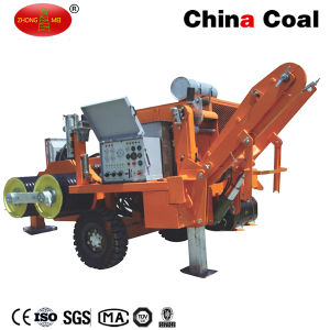 250 Kn Trailer Mounted Underground Hydraulic Electric Cable Puller Set pictures & photos