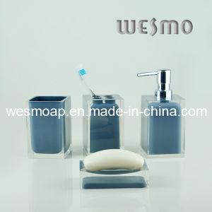 Polyresin Bath Set (WBP0262B) pictures & photos