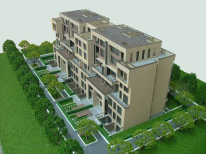 Architectural Scale Model Maker_Residential Models (JW-158) pictures & photos