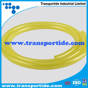 High Quatity and Different Color PVC Hose with Fiber Reinforced pictures & photos