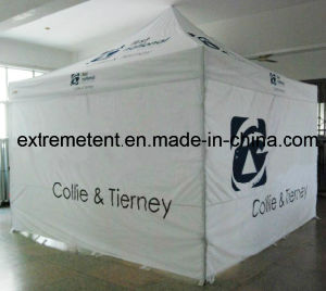 Steel Pole Material and Oxford, Polyester Fabric Folding Tent