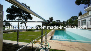 Customzied Outdoor/Indoor Stainless Steel Balustrade Handrails pictures & photos
