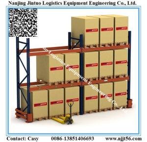Steel Warehouse Storage Pallet Shelving with Heavy Duty pictures & photos