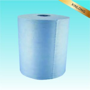 Woodulp Fabric Nonwoven Fabric Jumbo Roll pictures & photos