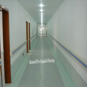 Hospital / Opearte Room PVC / Vinyl Flooring with 3mm pictures & photos